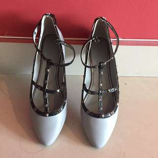 Nose Balerina Shoes