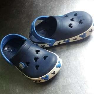 Crocs Mickey Mouse Clogs