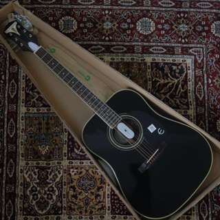 Epiphone acoustic pro-1 plus #Take10off