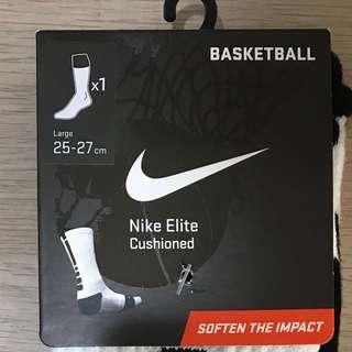 Nike襪黑白