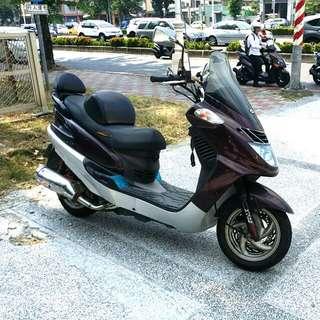 2002年,RV180,車況良好,皮帶,傳動換完耗材,起步有力,騎乘順暢,