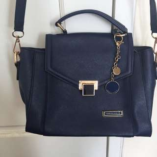 Charles n Keith Satchel Bag