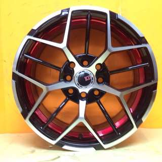 15 inch SPORT RIM K-II RACING LINE FOR OFFER