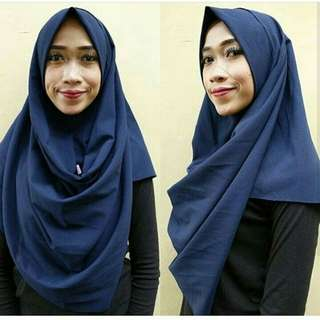Hijab instan diamond one step