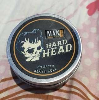 Man Pomade Hard Head