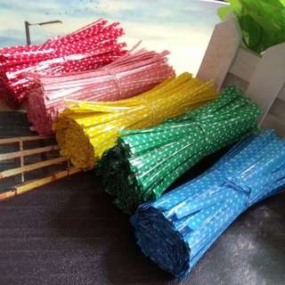 100pcs of PVC Dots Sealing Wire