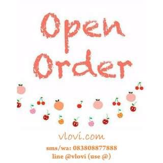 open order vlovi.com  pusatnya gosir baju murah , supplier couple