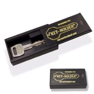 Magnetic Hide-A-Key Holder
