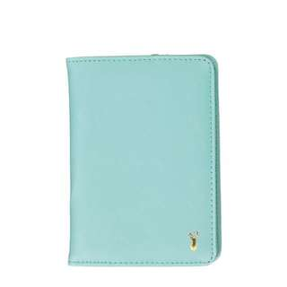 Cotton On Typo Passport Holder Tiffany