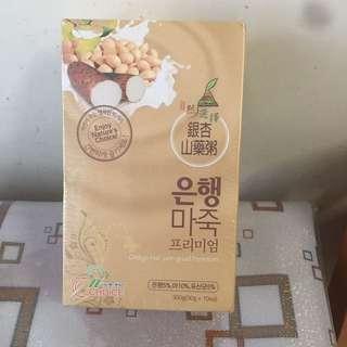 減肥餐 健康餐 代餐 早餐 韓國 銀杏山藥粥