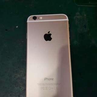 Iphone 6 64gb gold..super kinis pa