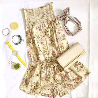 Tube Romper by Colorbox