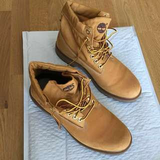 Timberlands boots size US8.5