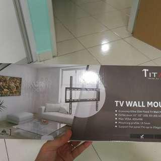 "titan tv wall mount sgb 401 32"" to 55"". max 35 kg"