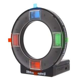 NEW LOMO FLASH RING
