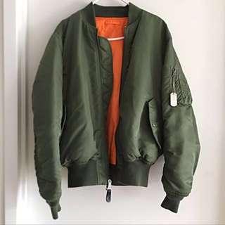 Alpha bomber jacket M1 - classic fit L/XL (new)