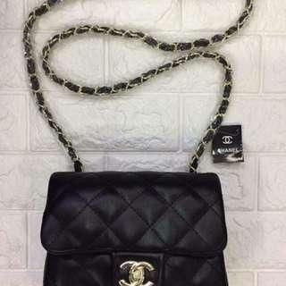 Chanel sling mini