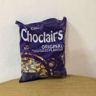 Choclairs, 180 pcs/bag