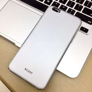 Seamless Case for iPhone 6 Plus (Silver)