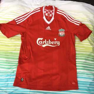 Liverpool Vintage Jersey