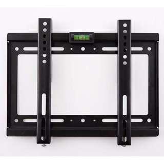 Led tv wall rack