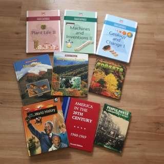 Encyclopaedia/History/Planets/Non fiction books