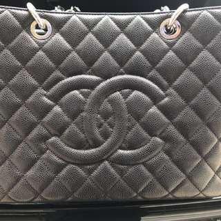Chanel Caviar GST