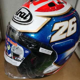 Arai Pedrosa & Hayden SB Ram 5  (Sold Out) Most size available!