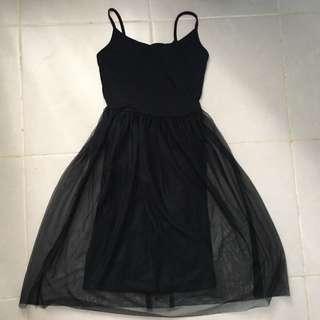 Topshop tutu dress