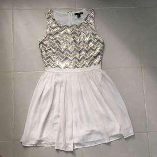 Forever21 sequin mini dress
