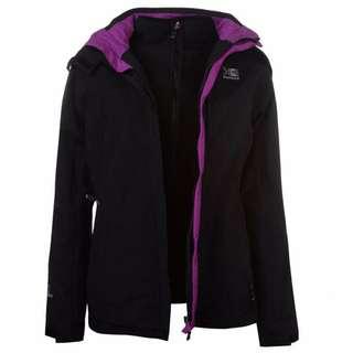 Karrimor 3 in 1 Jacket Ladies