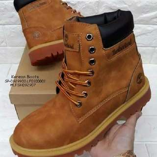 Korean boots size : 35-39 and 41-45