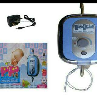 ibaby PoPo electronic baby cradle