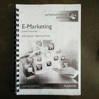 E - Marketing (Pearson) (7th Edition)