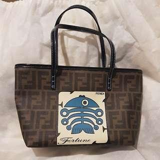 Fendi fortune fish handbag
