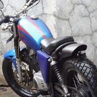 Thunder 125 2005 Custom