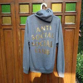 ASSC Limited edition metal gear solid hoodie -Nego