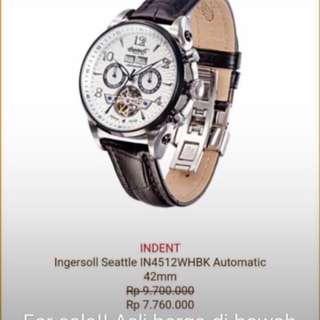 Ingersol watch