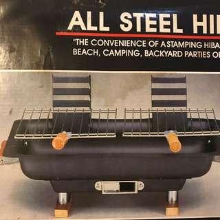 Mini BBQ Pit