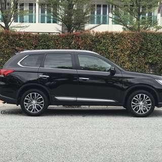 Brand New Mitsubishi Outlander 7 Seater