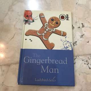 Classic The Gingerbread Man