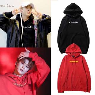 Po Got7 Youngjae Words Hoodie