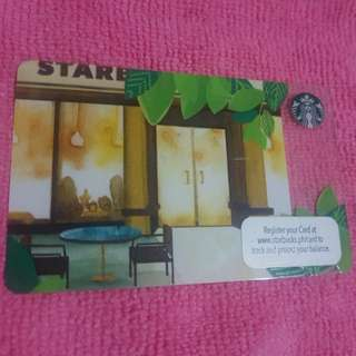 Starbucks Card Collection Year 2015