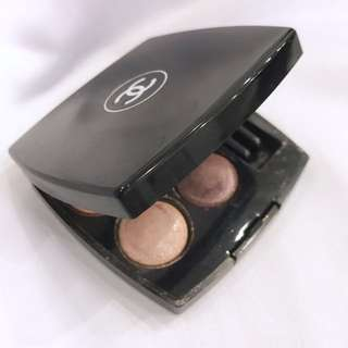 Chanel Eyeshadow Les 4 Ombres 34 Éclosion