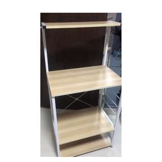 KITCHEN RACK MICROWAVE OVEN SHELF STAND