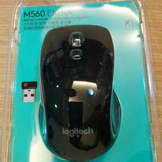 [全新免運]羅技無線滑鼠M560 EXTRA