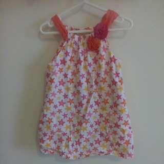 Star Dress 2y