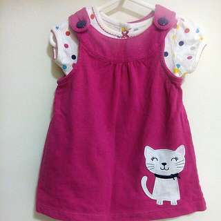 Carters 2pc