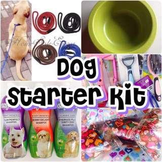 Dog starter kit - small / large dogs