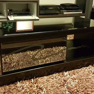 Coffee Table Glass Top. Heavy And Good Quality